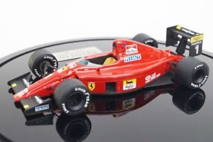 【送料無料】模型車 モデルカー スポーツカーフェラーリブラジルグランプリ#プロストマルボロ143 bbr ferrari 641 f1 brazil gp 1990 1 aprost marlboro