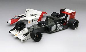 【送料無料】模型車 モデルカー スポーツカーマクラーレン#アイルトンセナモナコモデルmclaren mp45 1 ayrton senna winner monaco gp 1989 118 model