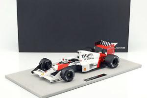 【送料無料】模型車 モデルカー スポーツカーアイルトンセナマクラレンmp451 2f11989112 gpayrton senna mclaren mp45 1 2 formula 1 1989 112 gp replicas