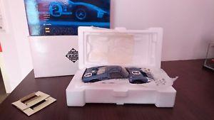 【送料無料】模型車 モデルカー スポーツカーフォードセブリングボックスミントexoto ford gt 40 sebring 118 ** top bnib * mint in box mib **
