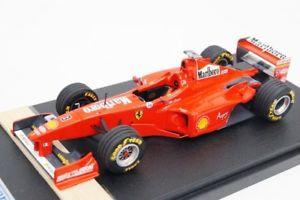 【送料無料】模型車 モデルカー スポーツカーフェラーリモンツァグランプリ#シューマッハマルボロ143 bbr bg166 ferrari f300 monza gp winner 1998 3 mschumacher marlboro