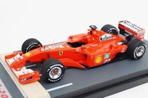 【送料無料】模型車 モデルカー スポーツカーフェラーリハンガリーグランプリ#シューマッハマルボロ143 bbr ferrari f12001 hungary gp 2001 1 mschumacher marlboro