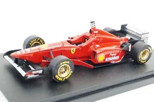【送料無料】模型車 モデルカー スポーツカーフェラーリベルギーグランプリシューマッハ#143 bbr bg114 ferrari f310 belgium gp winner 1996 1 mschumacher