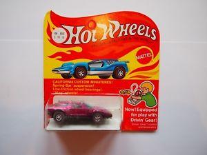 【送料無料】模型車 モデルカー スポーツカーホットホイールメルセデスベンツブリスターhot wheels redline 1972 mercedes benz c111 bp, moc, nib, mip, blister, carded