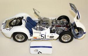 【送料無料】模型車 モデルカー スポーツカースケールマセラティマセラティキロニュルブルクリンクcmc 118 scale m047 maserati tipo 61 birdcage 1960 sieger 1000km nurburgring