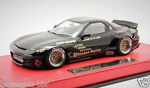 【送料無料】模型車 モデルカー スポーツカーロケットウサギブラックデービス