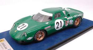 【送料無料】模型車 モデルカー スポーツカーフェラーリ#ルマンパイパーモデルferrari 250 lm 21 7th le mans 1968 d piperr attwood 118 model looksmart