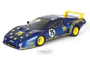 【送料無料】模型車 モデルカー スポーツカーフェラーリルマンモデルカーferrari 512 bb n75 le mans 1980 118 bbr bbr180022 model car