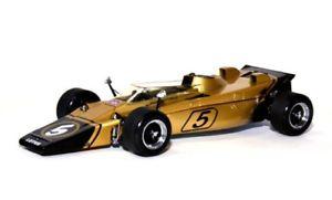 【送料無料】模型車 モデルカー スポーツカーエマーソンフィッティパルディロータスタービン#true scale tsm emerson fittipaldi lotus 56b turbine 5 gp 118 nib
