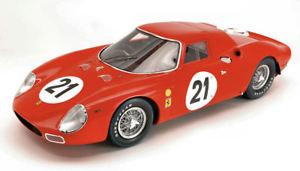 【送料無料】模型車 モデルカー スポーツカーフェラーリferrari 250 275 lm n21 winner lm 1965 gregoryrindt 118 looksmart ls18lm02 m