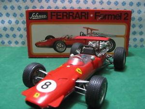 【送料無料】模型車 モデルカー スポーツカービンテージフェラーリフォーミュラフォーミュラミントvintage schuco 1073 ferrari formula 2formula 2mint