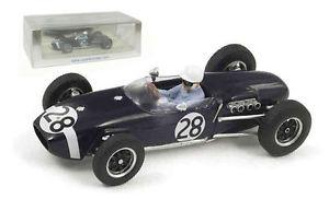 【送料無料】模型車 モデルカー スポーツカースパークロータス#モナコグランプリスターリングモススケールspark s1839 lotus 18 28 winner monaco gp 1960 stirling moss 143 scale