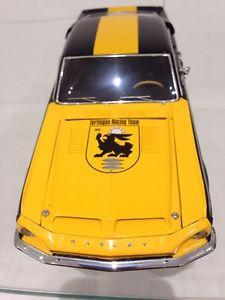 Model car model car sportscar Ford Mustang race team 1968 shelby ford  mustang gt 350 terlingua racing team 124 mopar