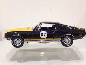 【送料無料】模型車 モデルカー スポーツカーフォードムスタングレースチーム1968 shelby ford mustang gt 350 terlingua racing team 124 mopar