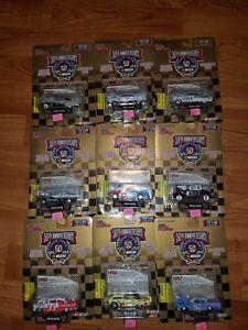 【送料無料】模型車 モデルカー スポーツカーシリーズ50 years of nascar commemorative series