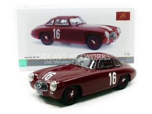 【送料無料】模型車 モデルカー スポーツカーメルセデスベンツグランプリドベルンメートルcmc 118 mercedesbenz 300 sl grand prix de bern 1952 m160