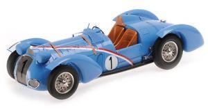 【送料無料】模型車 モデルカー スポーツカータイプルマンカイロンdelahaye type 145 v12 1 24h lemans 1938 dreyfus chiron