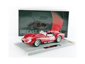 【送料無料】模型車 モデルカー スポーツカーフェラーリタルガフロリオbbr 118 ferrari 250 tr targa florio 1958 bbrc1801