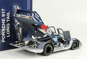 【送料無料】模型車 モデルカー スポーツカーポルシェルマンマルティーニ#1971 porsche 917 lh 24 h le mans martini elford larrousse 21 118 autoart 87171