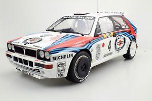 【送料無料】模型車 モデルカー スポーツカーランチアデルタモンテカルロラリートップマルケスlancia delta hf integrals 16v monte carlo rally 1992 auriol top marques 112