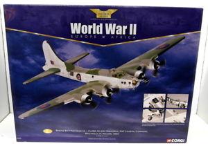 【送料無料】模型車 モデルカー スポーツカーコーギーボーイングcorgi 172 aa33303 boeing b17 fortress iia fl459 220sqn ni 1942 model plane