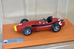 【送料無料】模型車 モデルカー スポーツカープロジェクトマセラティマセラティフォーミュラオートproject 18 bbr modelli 1957 maserati 250f formula 1 fangio auto no 2 menta once
