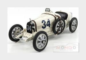 【送料無料】模型車 モデルカー スポーツカーブガッティ#プロジェクトアメリカモデルbugatti t35 34 nation coulor project usa 1924 white cmc 118 m100b006 model