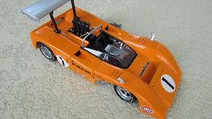 【送料無料】模型車 モデルカー スポーツカーマクラーレンレースカーダンガーニー#118 gmp mclaren m8 b race car dan gurney 1 1969 can am high wing chevy nib