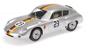 【送料無料】模型車 モデルカー スポーツカーポルシェカレラアバルトグランプリporsche 358 b 1600 gs carrera gtl abarth 23 2nd grand prix solitude 1962 ge
