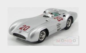 【送料無料】模型車 モデルカー スポーツカーメルセデスベンツ#グランプリフランスmercedes benz f1 w196r streamliners 20 gp france 1954 kkling cmc 118 m128b mo