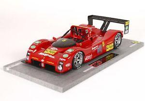 【送料無料】模型車 モデルカー スポーツカーフェラーリ#ロードアトランタferrari 333sp bioscalin 5 imsa road atlanta 1994 mbaldi bbr 118 bbrc1819d mod