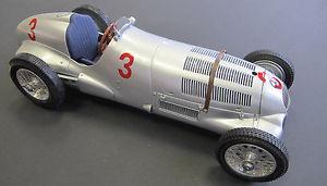 【送料無料】模型車 モデルカー スポーツカーメルセデス#ドニントングランプリモデルmercedes w125 by fearless 1937 3 donington gp 118 model 115 cmc