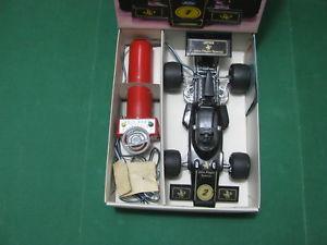 【送料無料】模型車 モデルカー スポーツカービンテージサーボフォーミュラリモコンステアリングrare vintage schuco servo lotus jps formula 1electric remote steering 356 220