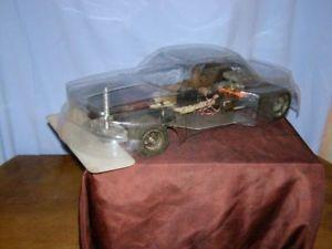 【送料無料】模型車 モデルカー スポーツカービンテージシングルmodlisme vintage robbe sg rodo voiture bmw 30 csl, moteur thermique de