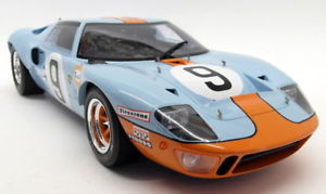 【送料無料】模型車 モデルカー スポーツカースケールフォード##ルマンモデルカーcmr 112 scale 12005 ford gt40 mki 039;gulf039; 9 24h le mans winner resin model car