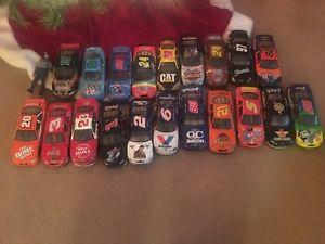 【送料無料】模型車 モデルカー スポーツカーコレクションhuge lot of nascar collection