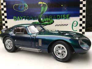 【送料無料】模型車 モデルカー スポーツカーコブラデイトナデイトナパラダイスexoto cobra daytona 118 standox daytona paradise