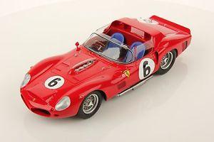 【送料無料】模型車 モデルカー スポーツカーフェラーリトライクモルマンヒルferrari 330 tri lm spider sefac winner le mans 1962 hill looksmart 118 ls18lm05