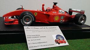 【送料無料】模型車 モデルカー スポーツカーフェラーリシューマッハマルボロボックスネオンホイールフォーミュラf1 ferrari f2001 schumacher marlboro box ch 118 neon wheels 53956 formula 1