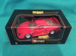 【送料無料】模型車 モデルカー スポーツカーモデルフェラーリ7 models ferrari 118 burago