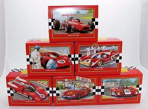 【送料無料】模型車 モデルカー スポーツカーフェラーリソリッドシリーズボックスferrari solid series metal box 143