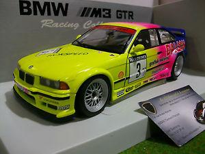 【送料無料】模型車 モデルカー スポーツカー#モデルミニチュアカーbmw e36 m3 gtr 1993 3 daloon 118 ut models 39371 miniature car