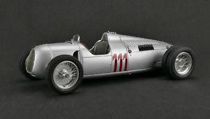 【送料無料】模型車 モデルカー スポーツカーオートユニオンタイプレースバージョン#cmc auto union type c mountain race version 111 look into the country 1937 118