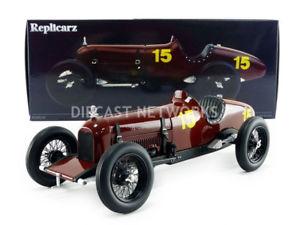 【送料無料】模型車 モデルカー スポーツカーインディreplicarz 118 duesenberg indy 500 winner 1924 r18019
