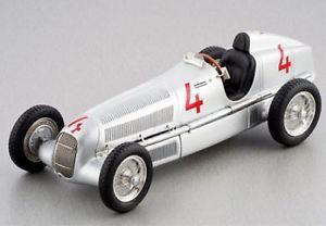 【送料無料】模型車 モデルカー スポーツカーメルセデスベンツグランプリドモナコmercedesbenz w25 n 4 grand prix de monaco 1935