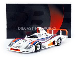 【送料無料】模型車 モデルカー スポーツカーポルシェルマンbbr 118 porsche 93678 le mans 1978 bbrc1832av