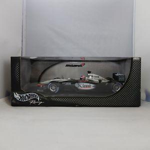 【送料無料】模型車 モデルカー スポーツカーキミライコネンマクラーレンホットホイールフォーミュラ118, signed, kimi raikkonen, mclaren hot wheels , b1650 formula 1 hand signed