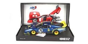 【送料無料】模型車 モデルカー スポーツカーフェラーリルマンスケールbbr ferrari bb 512 le mans 1980 scale 118