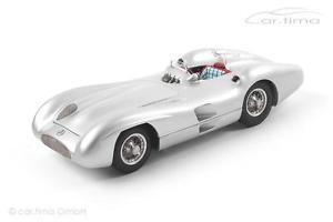 【送料無料】模型車 モデルカー スポーツカーメルセデスベンツメートルmercedesbenz w196r power linecmc 118 m127
