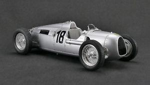 【送料無料】模型車 モデルカー スポーツカーオートユニオンタイプ#ローズマイヤーレースcmc auto union type c 18 bernd rose meyer, eifel race 1936 118